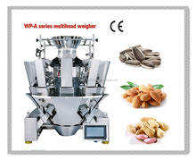 10 heads multihead combination weighing scale for packing machine
