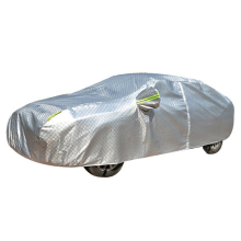 New Products Aluminum Film Cotton Microfiber Car Cover