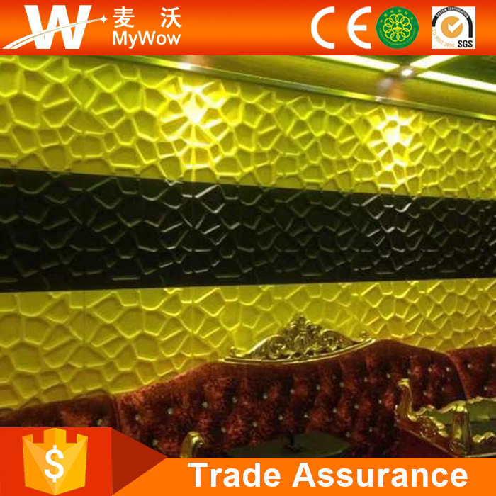 [WS29M5] Flexible Versatility Interior Exterior 3D Gypsum Decorative Wall Panels