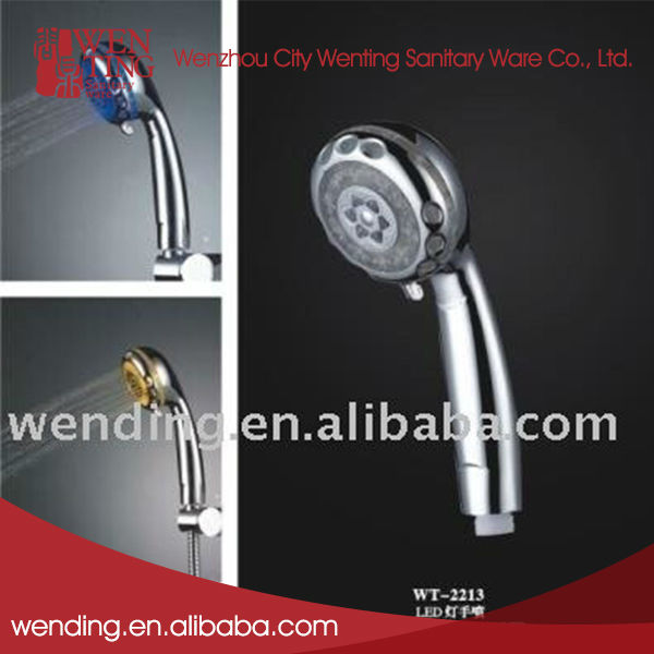 Top Sale High Quality New Style Led Shower Head