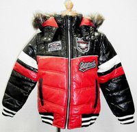 Boy Down Jacket Motor Cycle kids strapless dresses sexy girls with animals qiqi fashion