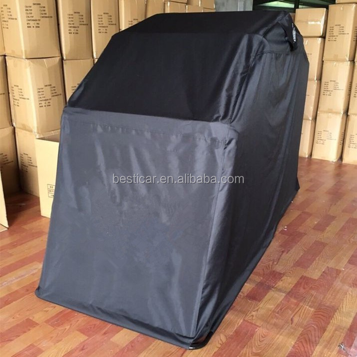 Bike Outdoor Protection Waterproof Oxford Tent Motorcycle Cover