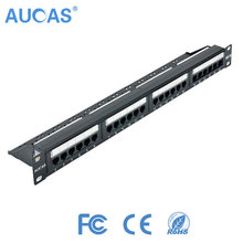 cat5e 24 port krone patch panel made in China