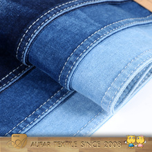 Cheap price distressed denim jeans fabric