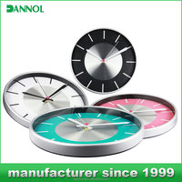12inch new product ideas plastic wall clock / ajanta wall clock models / promotional wall clock