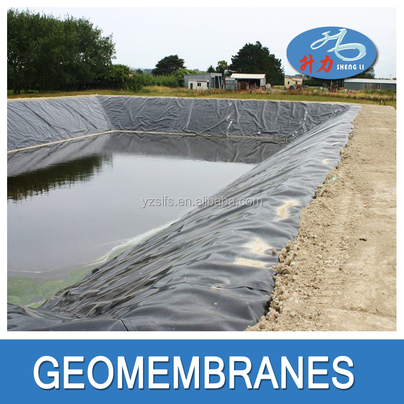 Root Barrier 2mm HDPE Geomembrane for Horticulture