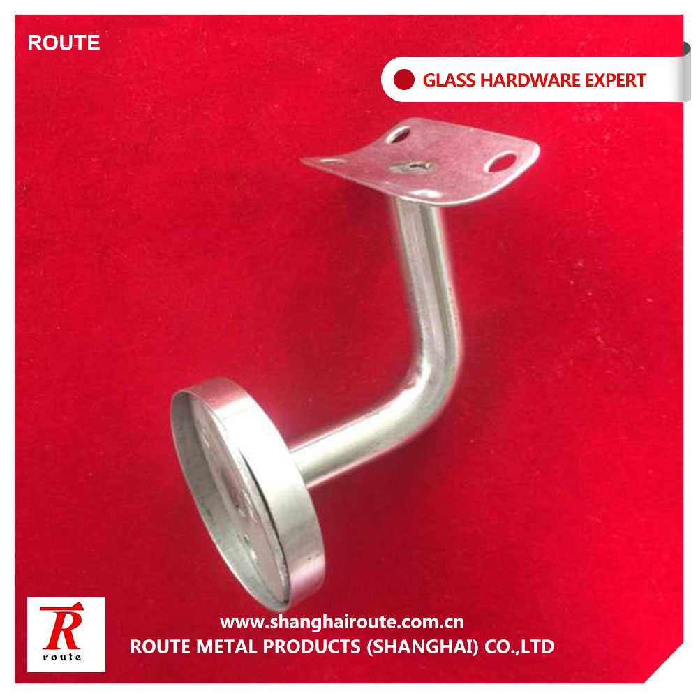Handrail railing fitting removable stainless steel handrail bracket