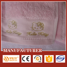 100% cotton hand towel terry wholesale