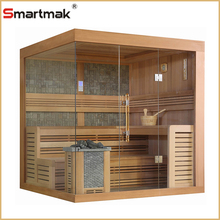Wood steam loss weight factory steam sauna room for sale
