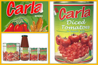 Tomato Puree Made in Italy