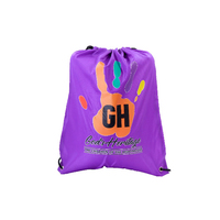 Wholesale Best Selling Products Custom Polyester Drawstring Bags