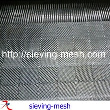 stainless steel square wire mesh / ceiling decorative wire mesh / ss 316 window mesh