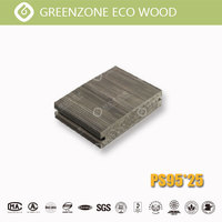 Top seller supplier waterproof composite solid wood decking