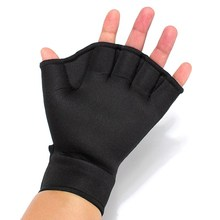Neoprene Training Swimming Webbed Gloves Water Resistance Gloves for Women Men Children
