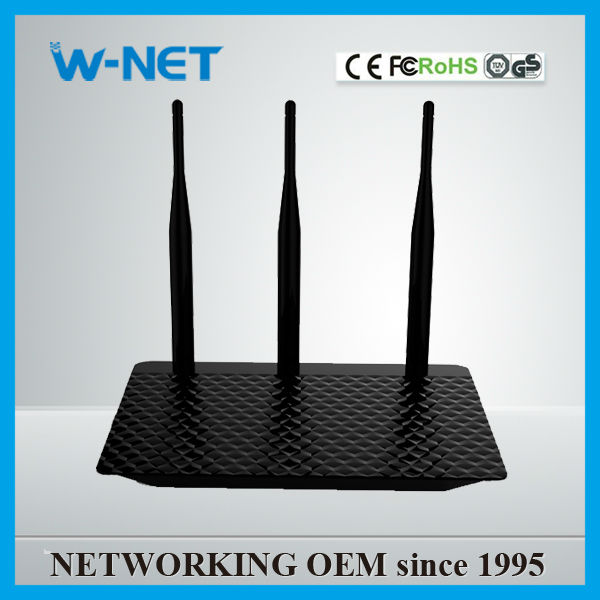Smart High Power 1000mw Satellite Wireless Router