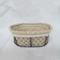 Good quality metal wire basket,gift basket