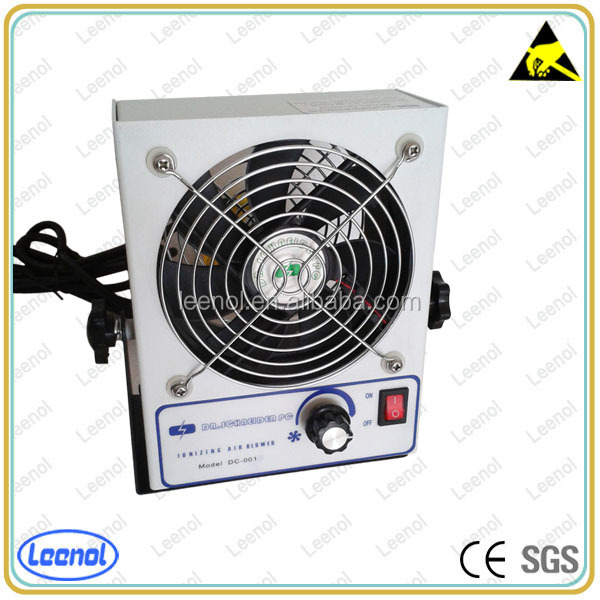 Industrial use Bench top/ Overhead Ionizing Air Blower Fans