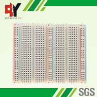 750 tie-points Educational Solderless Electronic Breadboard