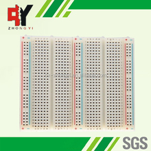 750 tie-points Educational Solderless Electronic Breadboard