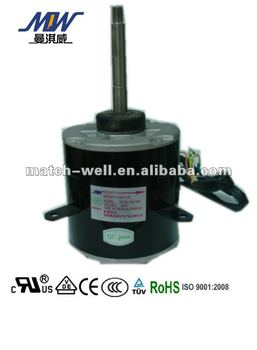 Commercial central air conditioner fan motor for marine and cabinet