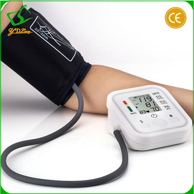 voice arm blood pressure monitors