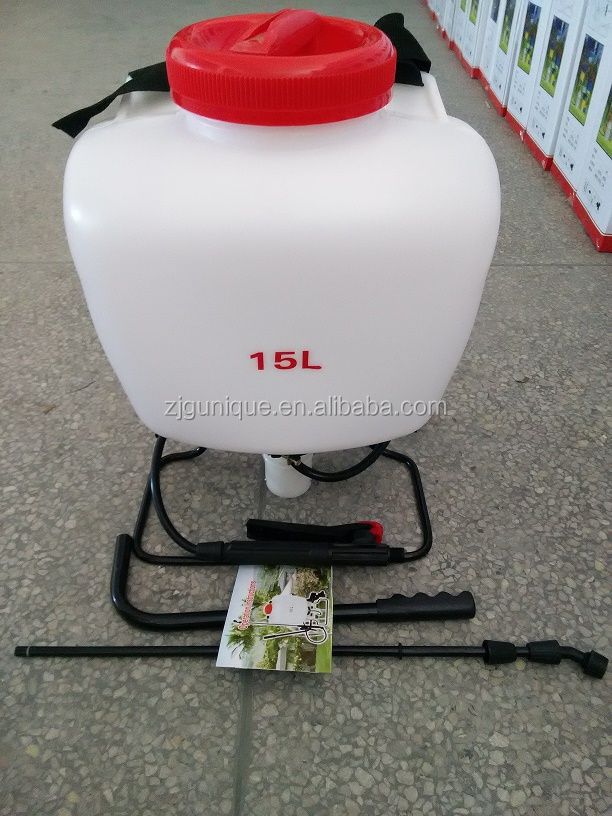 15 liters agriculture hand knapsack protable power sprayer