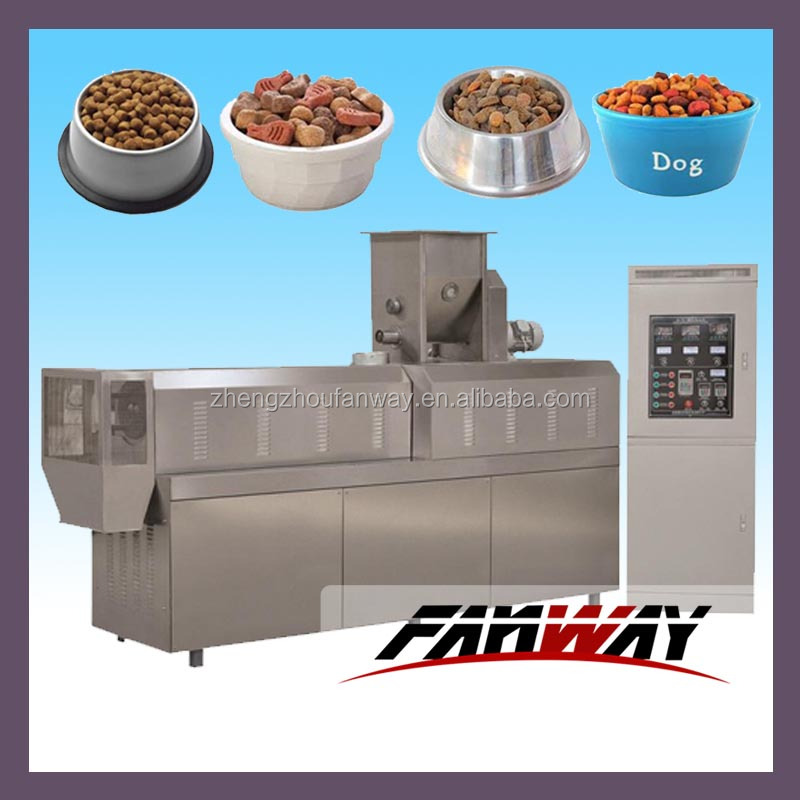 Super Quality Pet Food Processing Equipment For Sale