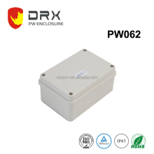 White ABS IP68 waterproof plastic electrical waterproof enclosure /cabinets