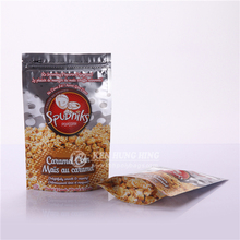 Stand up Zip Lock Aluminum Foil Plastic Bags 1 kg for Packing Dried Fruit