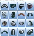SEAMLESS CARBON STEEL BW PIPE FITTINGS