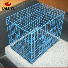 Easy Clean Outdoor Iron Wire Folding Suitcase Pet Dog Cage Kennel