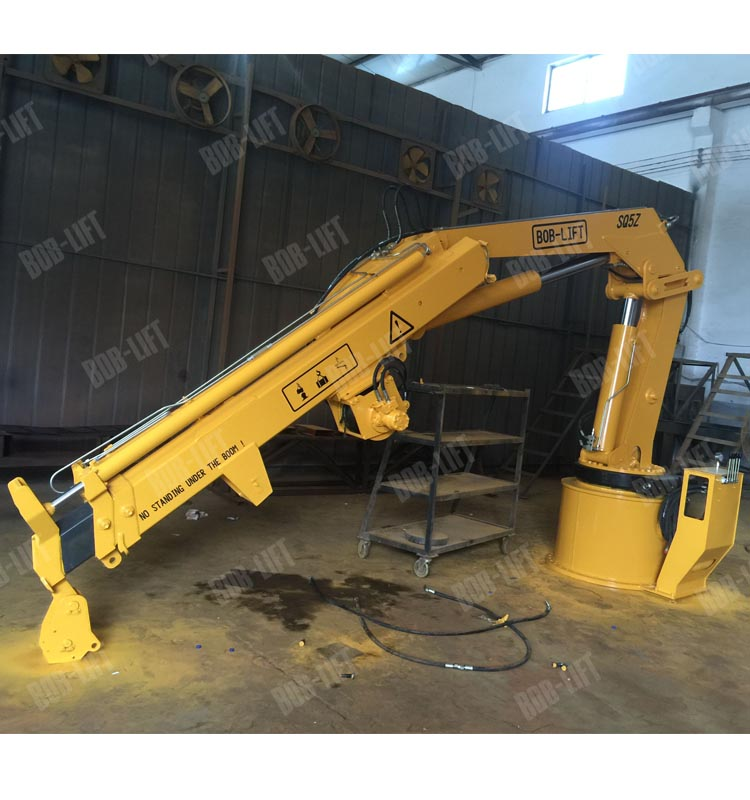 ship deck marine crane australia for sale 5 ton