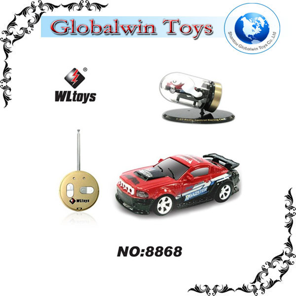 Super Fancy !! wl 8868 1:63 rc car metal rc hobby mini racing car with fancy packing wl toys rc car wl 8868