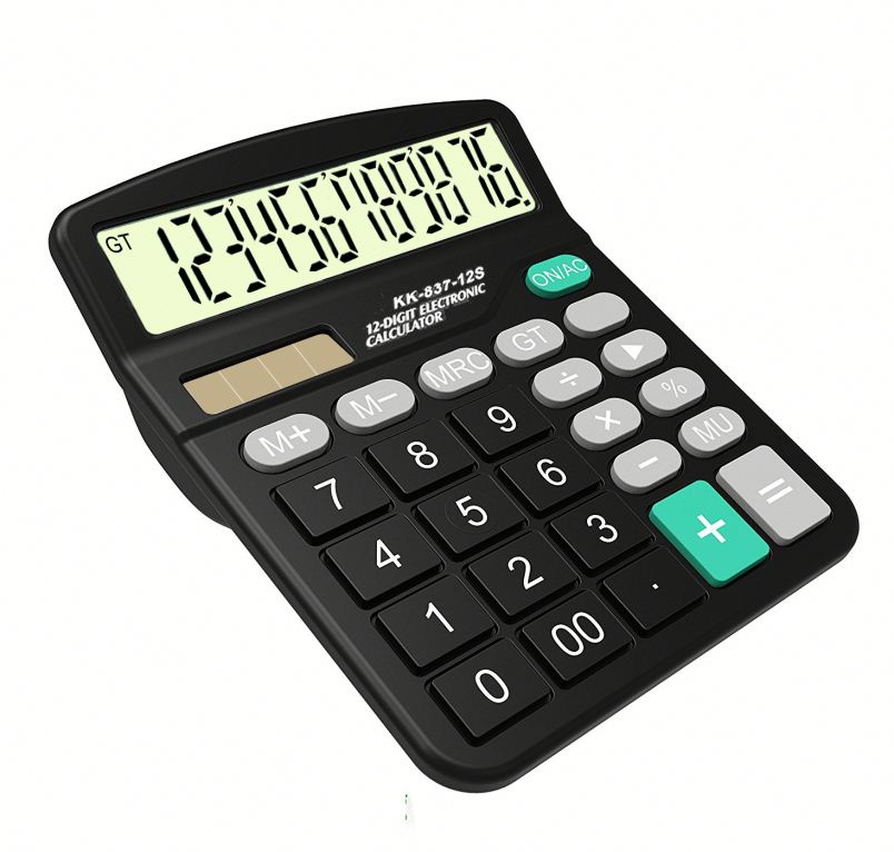 Cheap stock Nice Desk 8 Digit Business Calculator