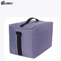 Fashion stylish dslr nylon waterproof camera pouch digital camera lens bag