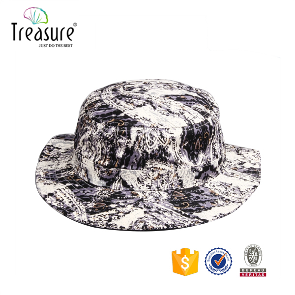 new design unique simple jewish white bucket hat for mens wholesale wool bucket cap for sale
