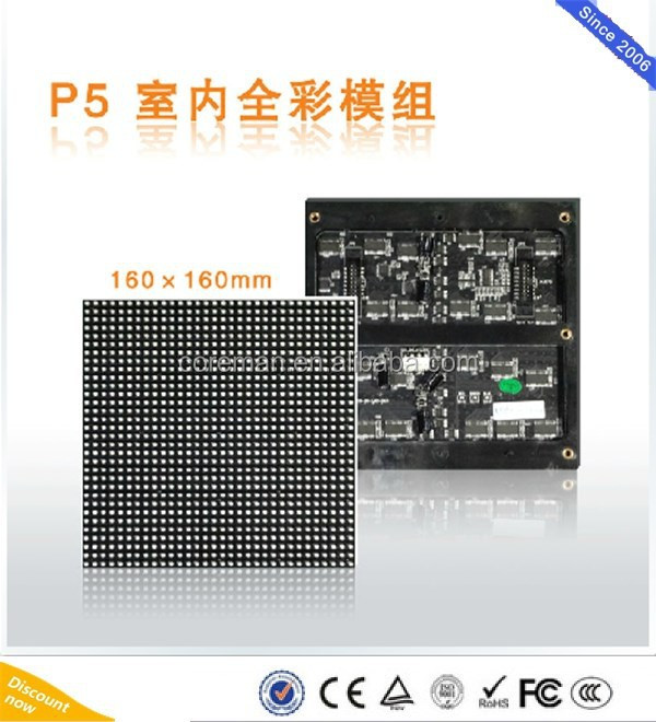 P3 P4 led rgb module pcb , hd 1080P Full Color LED RGB screen Indoor Video module