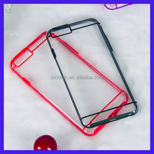Christmas gifts Transparent Clear TPU Mobile Phone Hard Case for iphone6