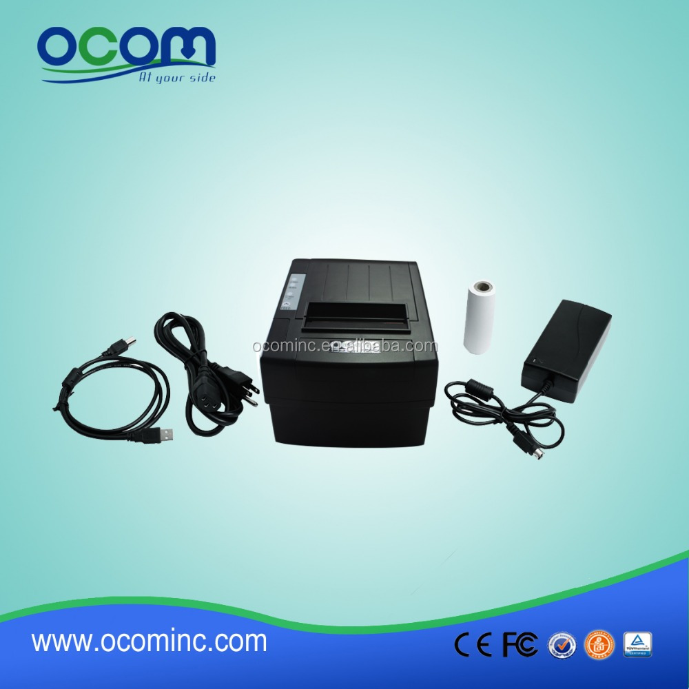 OCPP-806 cheap receipt printer usb ,android supported