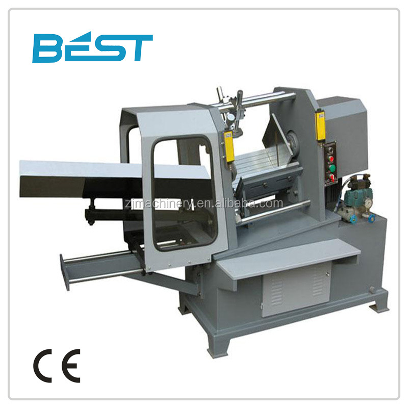 high quality corrugated cardboard die cutting machine