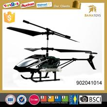 Battery operated alloy model helicopter rc aircraft