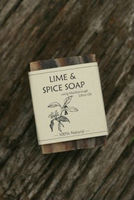 Lime & Spice Soap