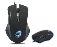 Top Quality 6D USB Ergonomic Optical Game Mouse with CE ROHS FCC