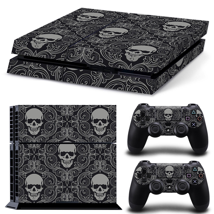 THTB Sticker Skin For Playstation 4 PS4 Console Controller