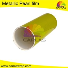 Red car pearl metallic paint colors sticker for car
