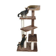 Factory Wholesale Pet Funiture Cat Scratcher Stairs