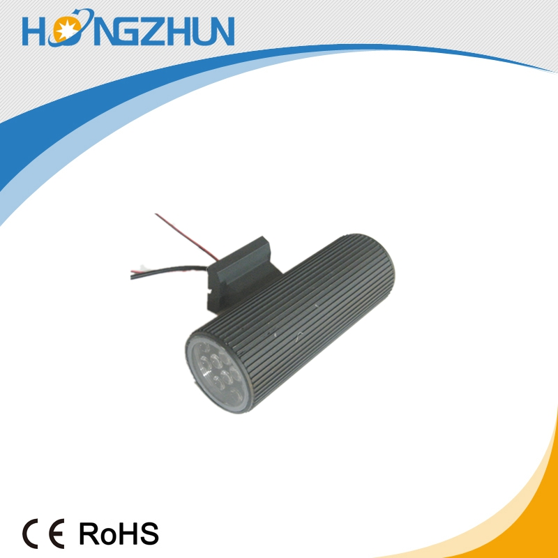 IP65 Aluminum Waterproof Cylinder 9W*1 LED Wall Light,CE&RoHS