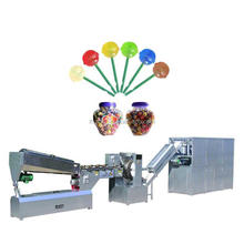 2017 Best performance !!! Lollipop Confectionery Production line/ Hard candy making machine