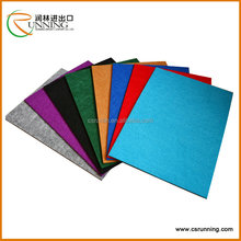 Soft and hard craft polyester felt non woven fabric for children handmade and creative