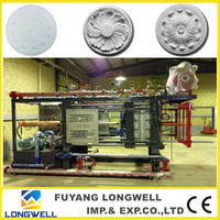 Longwell Hot Sale EPS Polystyrene Decorative Tiles or Panel Machine